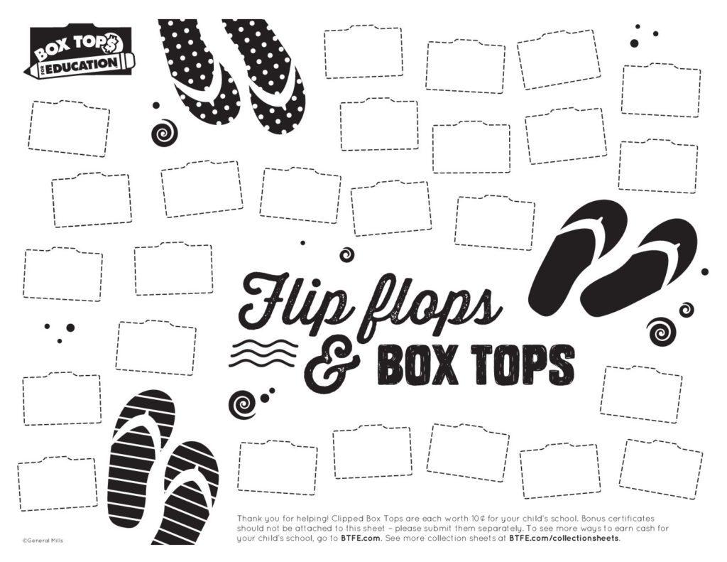 Flip Flop Sheet